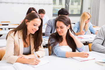 happy classroom