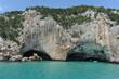 La grotta del bue marino a Cala Gonone sull'isola di Sardegna - 54745338