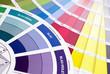 canvas print picture - Farben auswählen