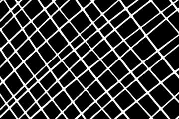 Streifentextur - Schwarz / Weiss