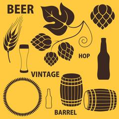 Beer. Set