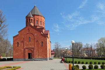 Armenian Church, Kaliningrad, Russia