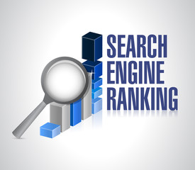 business graph. search engine ranking search.
