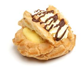 Fresh Cream Choux Pastry