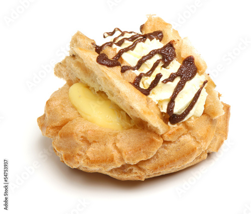 Fresh Cream Choux Pastry