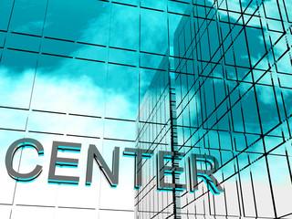 Zentralgebäude