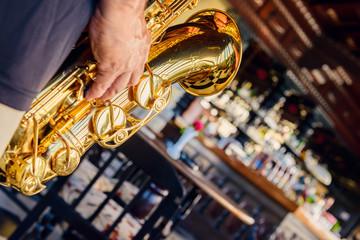 Saxophon - Xanadu Cuba
