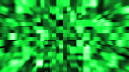 squares green
