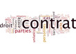 Contrat (droits, obligations, avocat)