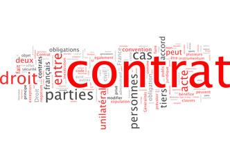 Contrat (droits, obligations, avocat)