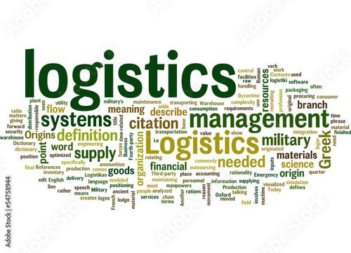 Logistics (transportation, storage)