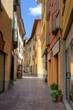 obraz - Street view in old...