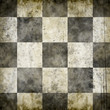 grunge chess board