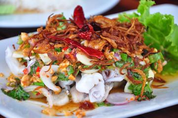 Seafood Spicy Salad