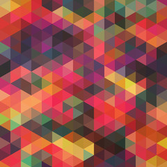 Pattern of geometric shapes, rhombic.Texture with flow of spectr