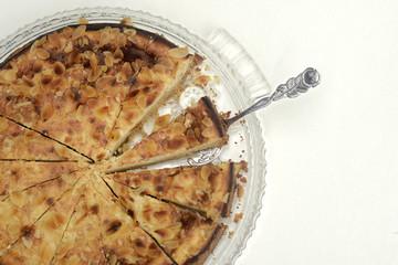 Ricotta - Mandelkuchen