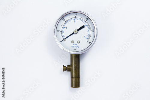 Car tire gauge