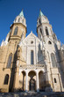 Vienna - Gothic monastery church in Klosterneuburg