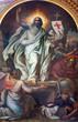 Vienna - Fresco of Resurrection in Altlerchenfelder church