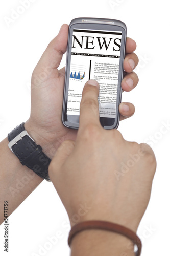 News On Mobile Phone