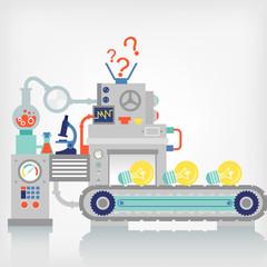 problem solving/business concept