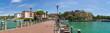 Sirmione, Gardasee, panorama, hafen, anleger, kai, italien - 54775116
