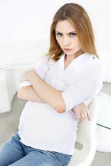 wściekłość w ciąży