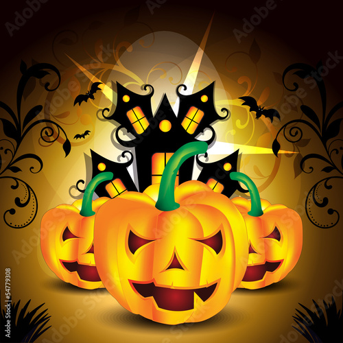 Dard Halloween Background
