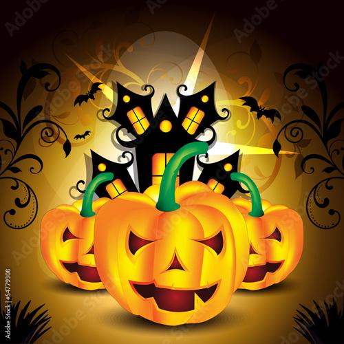Dard Halloween Background
