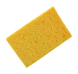 Sponge Super Absorbent Deep Yellow