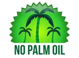 No Palm Oil - Sign