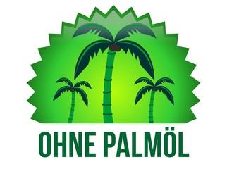 Ohne Palmöl - Hinweis