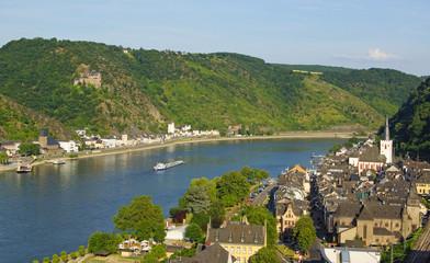 Sankt Goar am Rhein - Mittelrheintal
