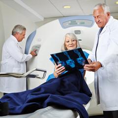 Magnetresonanztomographie