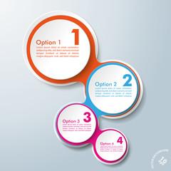 Infographic 4 Options