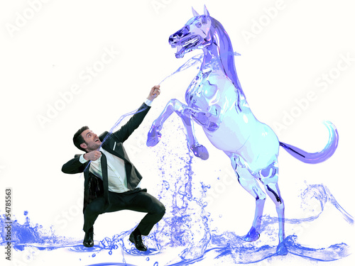 water's horse