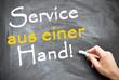 Service aus einer Hand