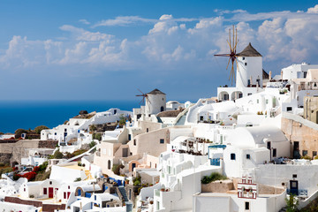 Greece Windmills