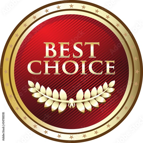 Best Choice Gold Medal