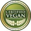 Certified Vegan Gold Medal - 54788765