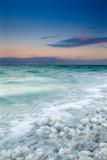 Fototapety Sunrise at Dead Sea, Israel