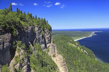 Forillon National Park, Cap de Rosiers, Gaspesie, Quebec