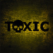 Tod Toxic Toxisch Hintergrund