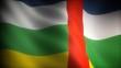 Flag of Central Africa