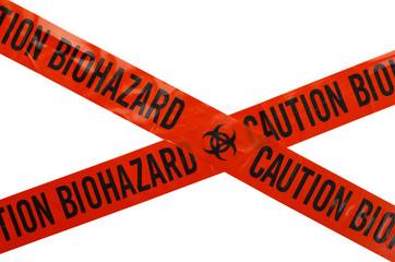 Biohazard Tape