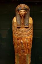 Fototapete - Sarcophage. Metropolitan Museum New York