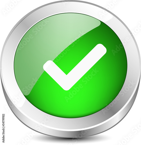 Approved button