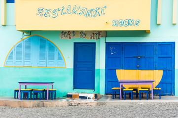 Cape Verde restaurant