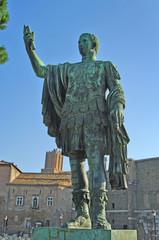Statue of Gaius Julius Caesar, Rome, Italy