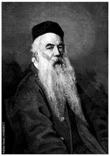 Bearded Man - 19th century